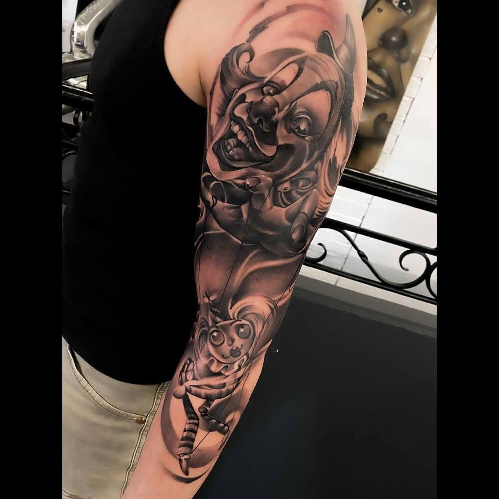 Angel Tattoo LC @angeltattoolc