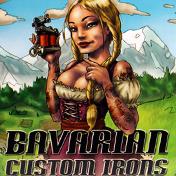 Bavarian Custom Irons