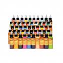 Set Completo di 50 Inchiostri Eternal Ink - Set Argento 30ml (1oz)