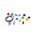 Pacco di Triangoli per Macchinetta Rotativa EGO