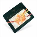 Faber-Castell - Scatola di Latta da 24 Matite Policrome da Artista