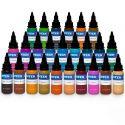 Set Completo di 25 Inchiostri Intenze New Colours 30ml (1oz)