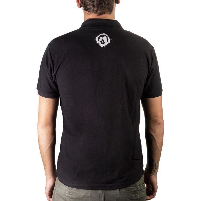 Maglietta Polo Killer Ink Nera