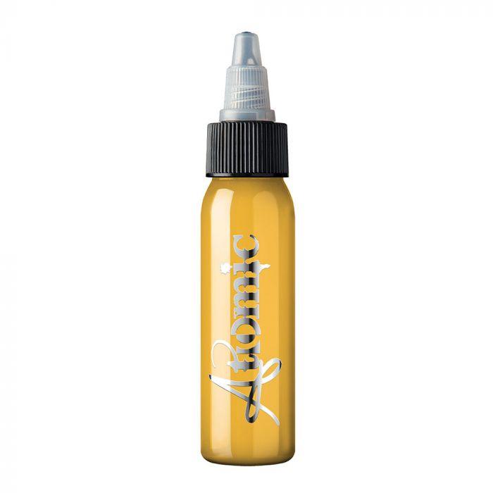 Inchiostro per Tatuaggi Atomic Tattoo Ink Sicily Yellow 30ml
