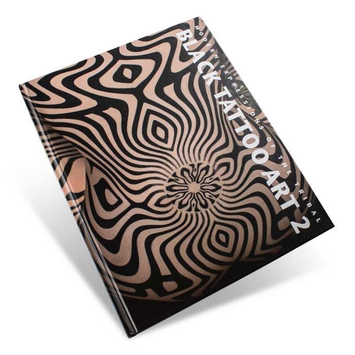 Libro Black Tattoo Art II: Modern Expressions of Tribal - Edition Reuss
