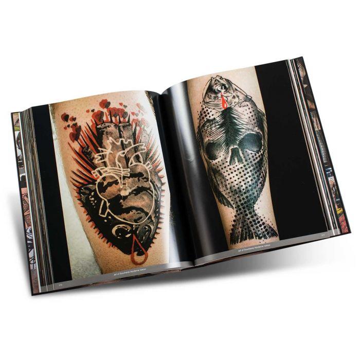 Libro Black & Grey Tattoo: 2 - Edition Reuss