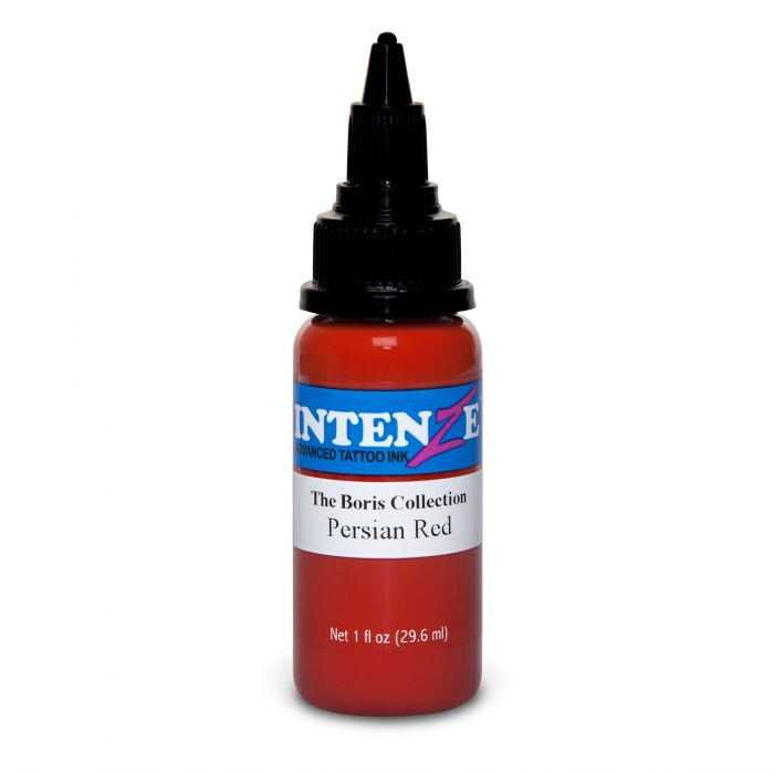 Inchiostro per Tatuaggi Intenze Ink Boris from Hungary Persian Red 30ml (1oz)