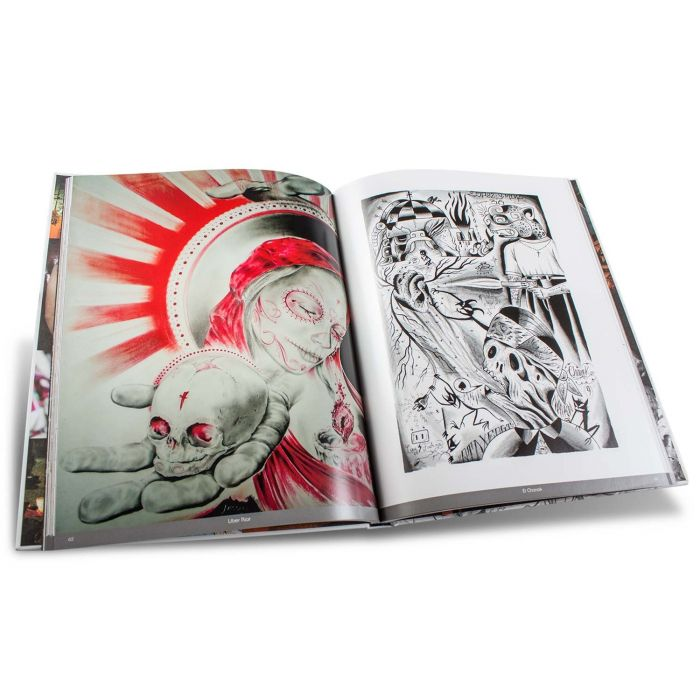 Libro Day of the Dead: Tattoo Art Collection - Edition Reuss