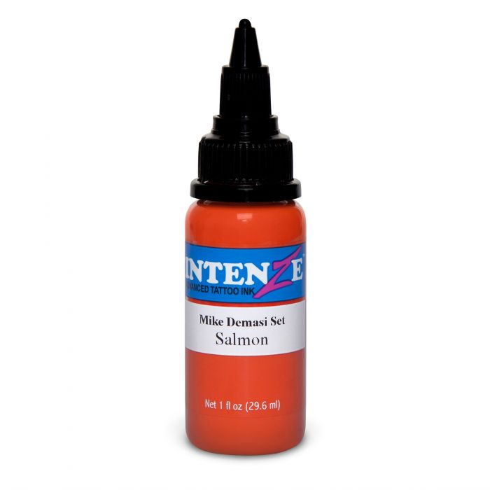 Inchiostro per Tatuaggi Intenze Ink Mike DeMasi Salmon Portrait 30ml (1oz)