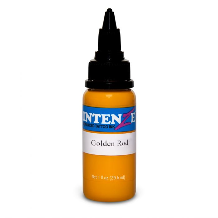 Inchiostro per Tatuaggi Intenze Ink Golden Rod 30ml (1oz)