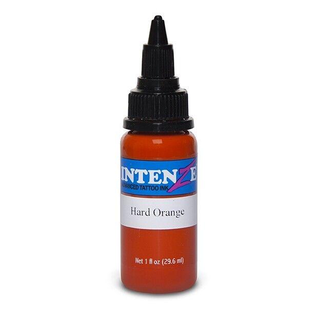Inchiostro per Tatuaggi Intenze Ink Basic Hard Orange 30ml (1oz)
