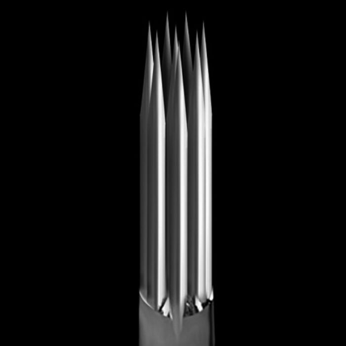 Scatola da 50 Aghi KWADRON 0,30MM LONG TAPER - Round Shader