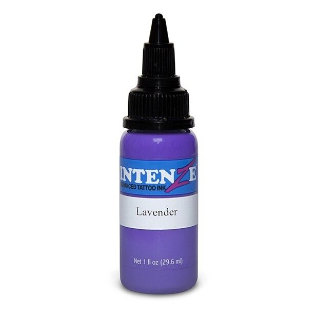 Inchiostro per Tatuaggi Intenze Ink Pastel Lavender 30ml (1oz)