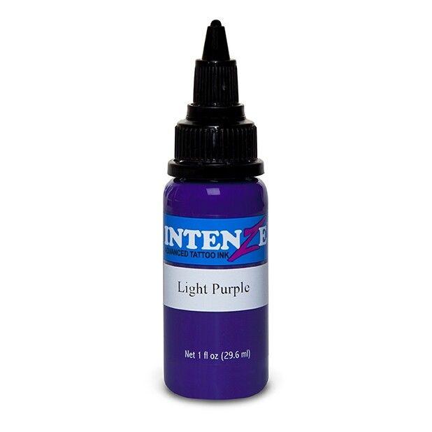 Inchiostro per Tatuaggi Intenze Ink Basic Light Purple 30ml (1oz)