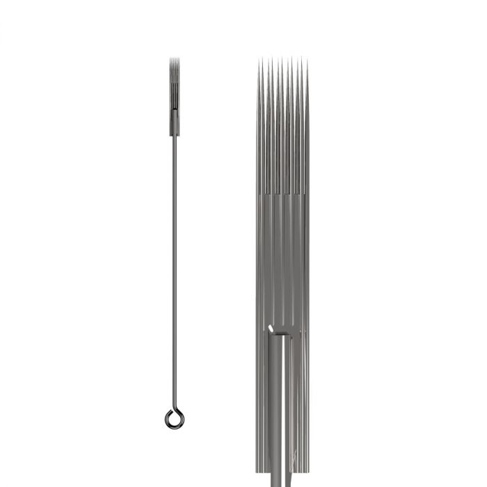 Scatola da 50 Aghi KWADRON 0,30MM LONG TAPER - Magnum