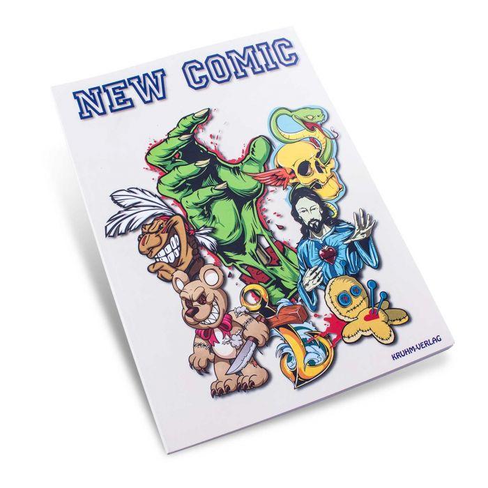 Libro New Comic