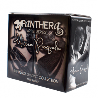 Set Completo di 8 Panthera Matteo Pasqualin - The Black Shading Collection 30ml
