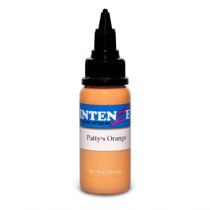 Inchiostro per Tatuaggi Intenze Ink Patty's Orange 30ml (1oz)