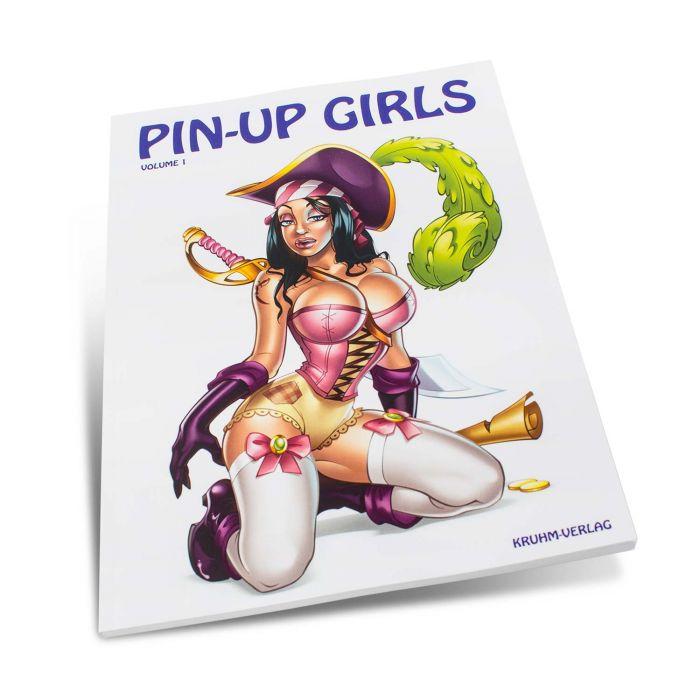 Libro Pin-Up-Girls - Volume 1