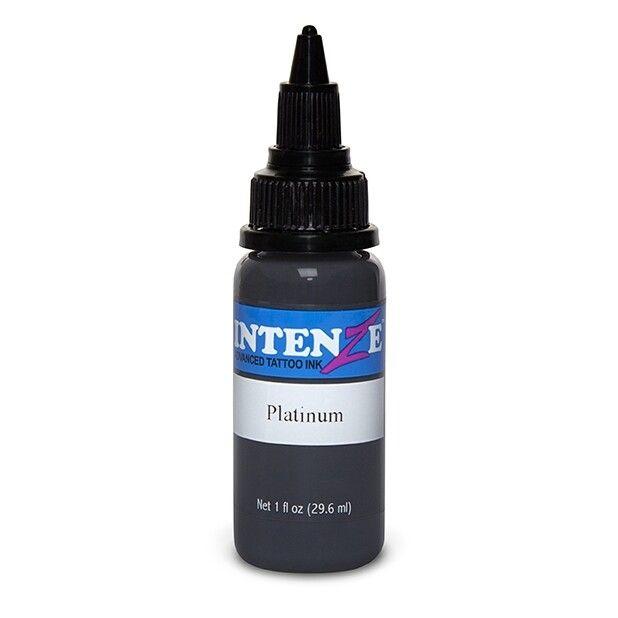 Inchiostro per Tatuaggi Intenze Ink Pastel Platinum 30ml (1oz)