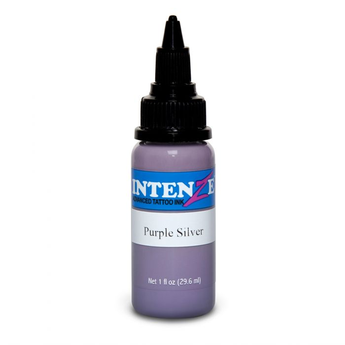 Inchiostro per Tatuaggi Intenze Ink Purple Silver 30ml (1oz)