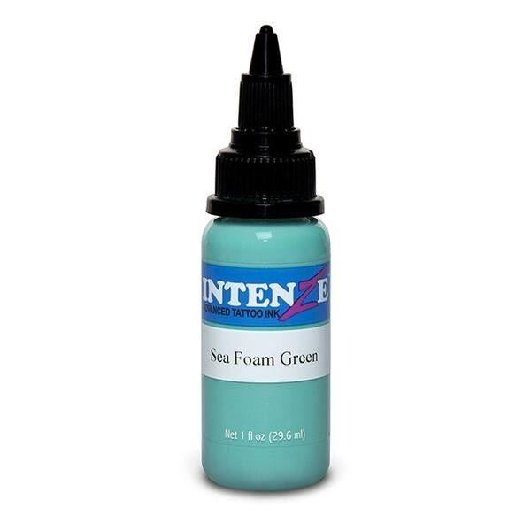Inchiostro per Tatuaggi Intenze Ink Pastel Seafoam Green 30ml (1oz)