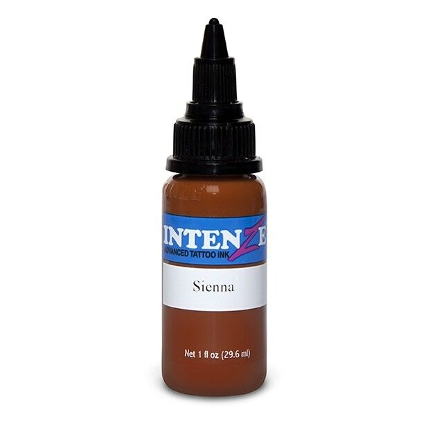 Inchiostro per Tatuaggi Intenze Ink New Original Sienna 30ml (1oz)