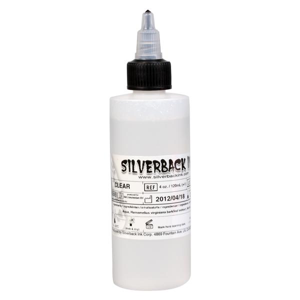 Inchiostro per Tatuaggi Silverback Ink® XXX Clear Solution 120ml (4oz)