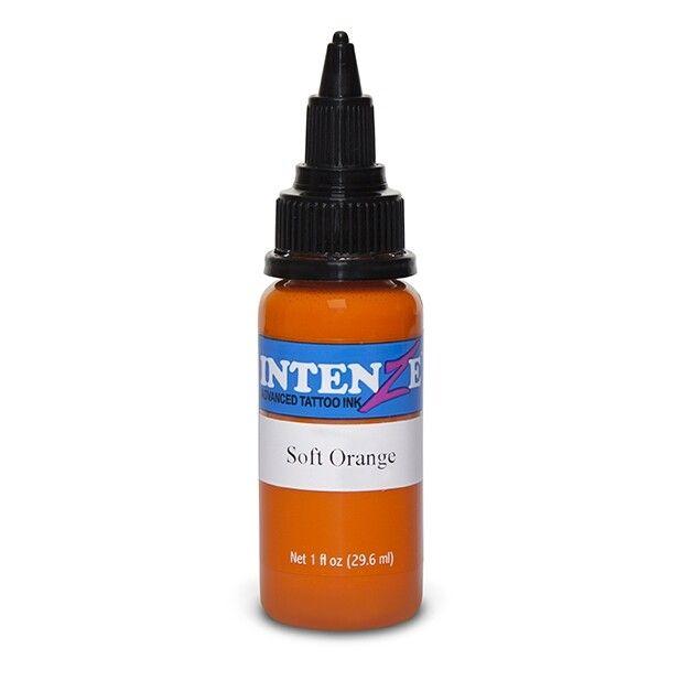 Inchiostro per Tatuaggi Intenze Ink Basic Soft Orange 30ml (1oz)