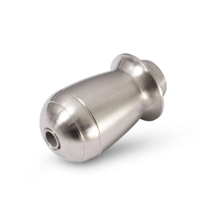 Grip VII 25mm in Acciaio Inossidabile 316