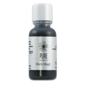 Inchiostro Cosmetico Pure Colours Black Magic 15ml Nero