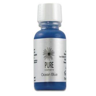 Inchiostro Cosmetico Pure Colours Ocean Blue 15ml Blu Oceano