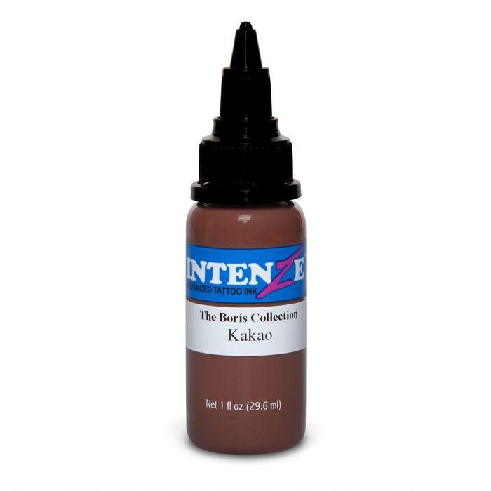 Inchiostro per Tatuaggi Intenze Ink Boris from Hungary Kakao 30ml (1oz)
