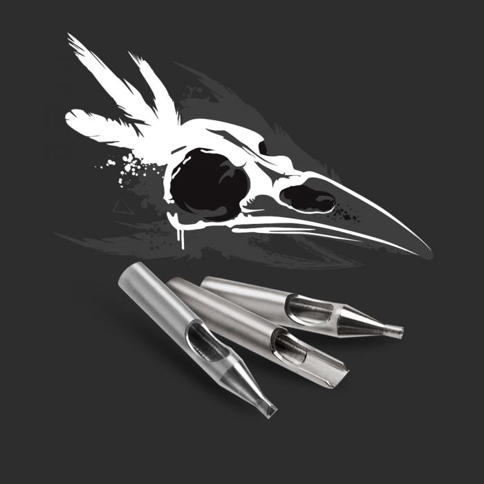 Set Base da 22 Pezzi Tip Round, Diamond e Magnum Killer Ink in Acciaio Inossidabile 316