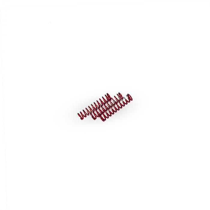 Pacco di 3 Molle per Neotat Vivace Rosse - Stroke Lungo / Voltaggio Elevato
