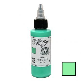 WAVERLY Color Company Mint 60ml (2oz)