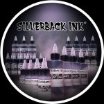 Silverback Ink® - Per Killer Black & Grey Work