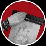 Come Utilizzare una Stampante Termica per Stencil per Tatuaggi