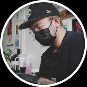 Artista sponsorizzato del mese - Matt Daniels / Stickypop